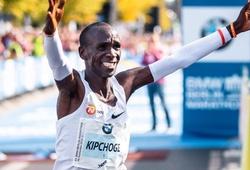 Berlin Marathon 2018 và KLTG của Kipchoge qua các con số