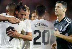 Choáng với thống kê cho thấy Real Madrid sống khỏe dù không còn Ronaldo