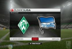 Nhận định tỷ lệ cược kèo bóng đá tài xỉu trận Werder Bremen vs Hertha Berlin