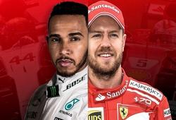 Lewis Hamilton vs. Sebastian Vettel: Khi cuộc chiến đã đến hồi kết