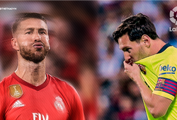 Real Madrid và Barcelona thua cùng một ngày báo hiệu... cú ăn ba lịch sử?