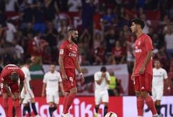 """""""Tử huyệt Marcelo"""" và 5 điểm nhấn gây sốc khi Real Madrid mất điểm trước Sevilla"""