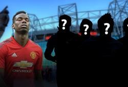 Nhà cái điểm mặt những cái tên sẽ thay thế Pogba tại Man Utd