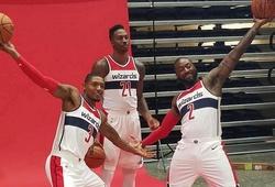 Washington Wizards dự định gây sốc NBA với đội hình 4 hậu vệ, 1 tiền đạo