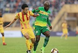 Kịch bản nào cho cuộc đua trụ hạng V.League 2018 giữa Nam Định và XSKT Cần Thơ?