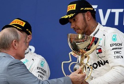 """Russian GP 2018: Mercedes """"thao túng"""" cuộc đua giúp Hamilton dễ dàng vô địch"""