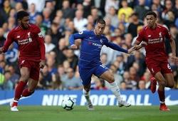 """Chấm điểm đại chiến Chelsea - Liverpool: Hazard lên đỉnh, Sturridge và """"găng vàng"""" góp 1 điểm"""