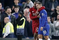 Hazard tiết lộ những điều nói với Sturridge sau trận Chelsea hoà Liverpool