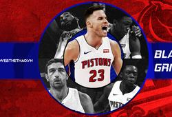 """Chỉ cần """"sư tử bay"""" Blake Griffin lành lặn, còn lại cứ để Detroit Pistons lo"""
