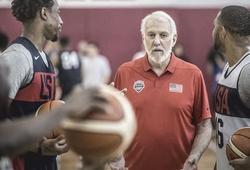 Lộ diện 14 gương mặt được tuyển Mỹ chọn cho vòng loại FIBA World Cup 2019