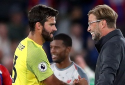 Jurgen Klopp sửa sai vụ xoay vòng số 1 của Liverpool ở Champions League