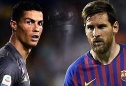 Khi Ronaldo tịt ngòi, Messi bùng nổ khó tin như để mỉa mai giải FIFA The Best 2018