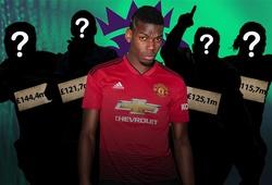 Không phải Pogba, cầu thủ nào đắt giá nhất lịch sử Ngoại hạng Anh?