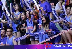 Ngả mũ trước ý thức của CĐV Hanoi Buffaloes, dù đội thua nhưng khán đài của họ vẫn không một mảnh rác