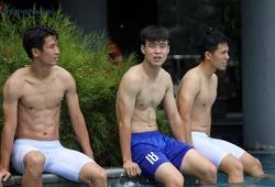 Những bộ đôi, bộ ba trời sinh của Olympic Việt Nam khiến fan sốt xình xịch