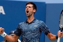 Tứ kết US Open: Đè bẹp Millman, Djokovic thị uy trước màn so tài Nishikori