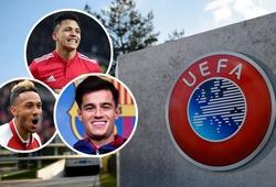 Barca, Arsenal, Man Utd và các CLB lớn hưởng lợi khi UEFA thay đổi luật chuyển nhượng