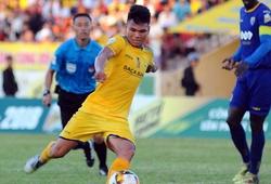 SLNA mất 2 tuyển thủ, 1 cựu cầu thủ Olympic Việt Nam trước đại chiến Hà Nội FC