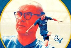Sarri-ball giúp Chelsea độc bá thành tích chạm bóng nhiều nhất Ngoại hạng Anh mùa này