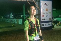Việt Nam giành hạng 3 100km giải Ultra Trail Koh Chang 2017