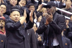 Dennis Rodman và câu chuyện về chiếc mũ của Kim Jong-Un