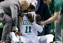 Tin NBA 21/03: Việc hồi phục của Kyrie Irving không ổn định