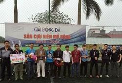 Vòng 9 Cựu Viên Open 2016: Sông Vàng nhận quả ngọt