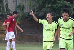 Chung kết Hòa Bình Cup 2015: Thành Lương, Ngọc Duy đọ sức sao phủi