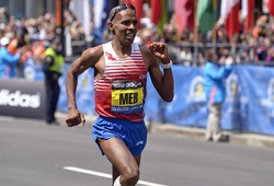 41 tuổi vẫn dự marathon Olympic