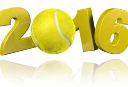 8 sự kiện quần vợt nổi bật nhất năm 2016