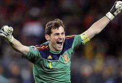 """Ấn tượng thể thao tháng 11: Iker Casillas - """"Vị thánh"""" của bóng đá thế giới"""