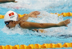 Ánh Viên & những chuyện chưa kể (Kỳ 1): Kỷ lục bơi vài cây số mỗi ngày
