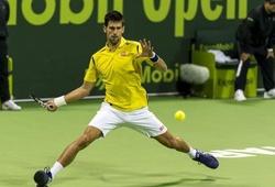 ATP Qatar Open: Djokovic sánh bước cùng Nadal vào bán kết