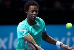ATP World Tour Finals: Monfils bỏ cuộc, Djokovic chạm trán Goffin