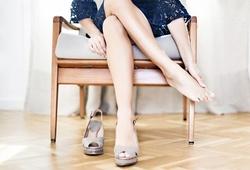 Bí quyết cho đôi chân thoải mái trên giày cao gót