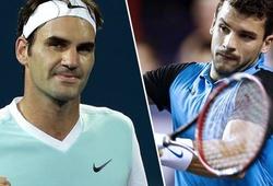 "Brisbane International: Federer hẹn ""Tiểu Federer"" ở tứ kết"