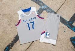 Dạo quanh NBA ngày 06/01: Trận All-Star công bố mẫu áo thi đấu