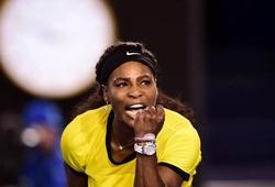 Đè bẹp Radwanska, Serena thẳng tiến chung kết Australian Open
