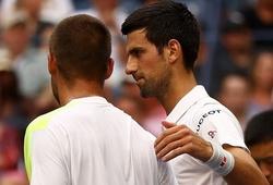 Djokovic lại gặp may tại US Open