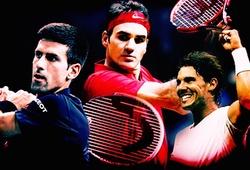 Djokovic vượt trội Federer và Nadal về độ hiệu quả