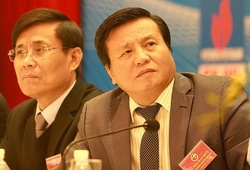 Doanh nhân Lê Văn Thành làm Tân Chủ tịch LĐ Bóng chuyền VN