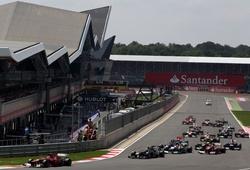 Đường đua huyền thoại Silverstone bị đem bán