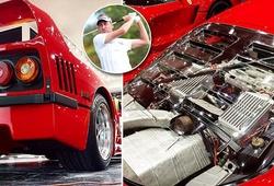 "Golf thủ ""nghiện"" xe Ferrari"