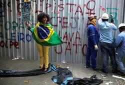 Hậu Olympic 2016: Người dân Rio trở lại thế giới thật