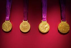 Huy chương Olympic 2020 được làm từ rác?