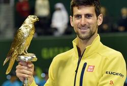 """""""Hủy diệt"""" Nadal, Djokovic giành chức vô địch Qatar Open"""