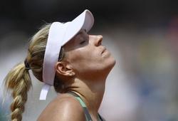 """Kerber thất bại tại Roland Garros: """"Số 1"""" phải tầm sư học đạo?"""