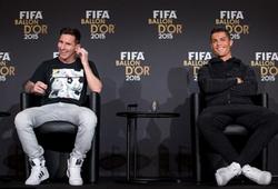 Messi và C.Ronaldo bầu cho ai ở giải Quả bóng vàng?