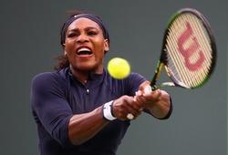 Miami Open ngày 2: Serena Williams giành vé đi tiếp