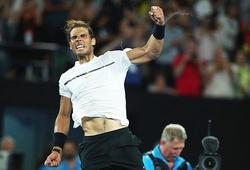 Nadal chạm trán Raonic ở tứ kết Australian Open